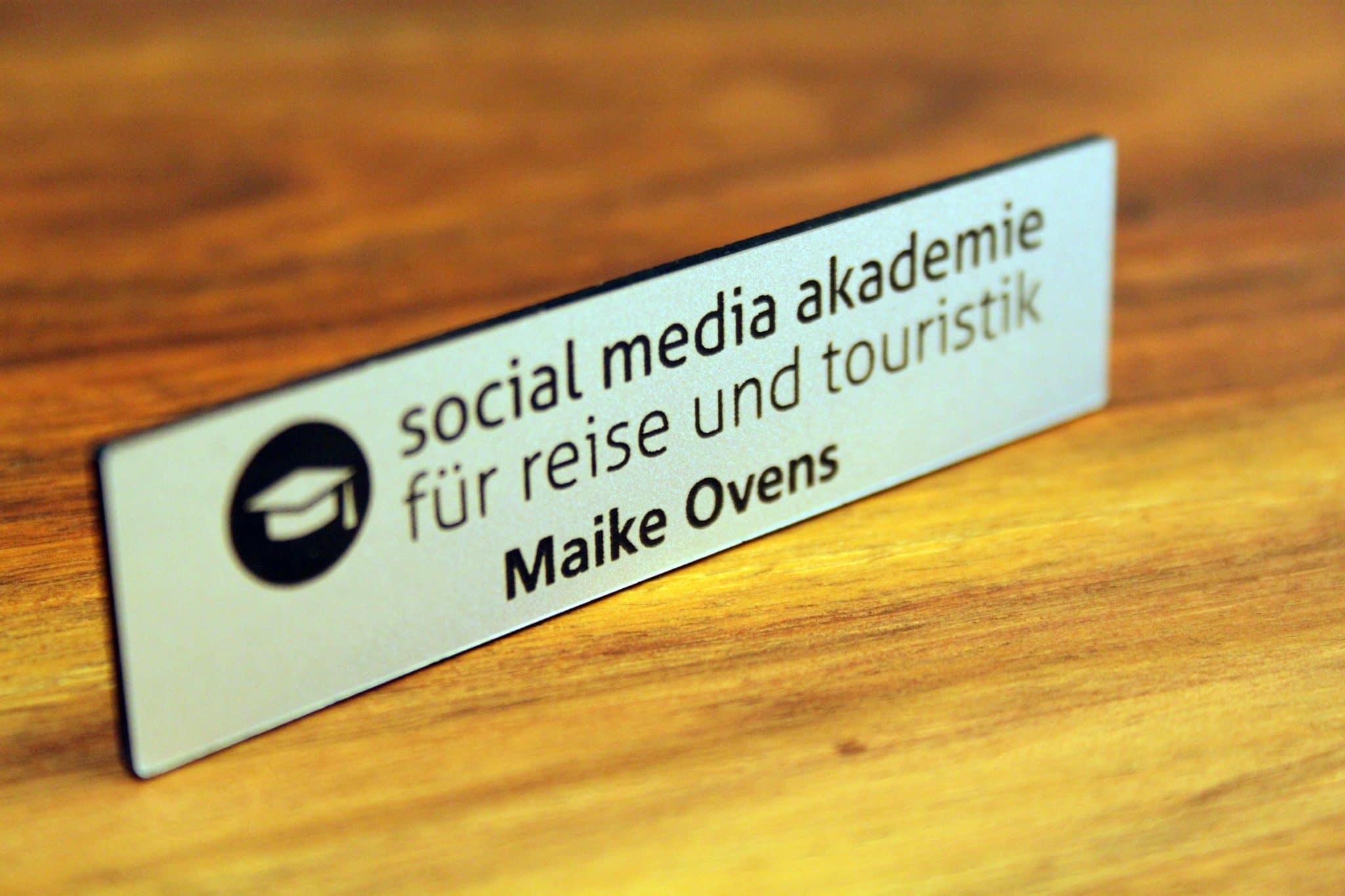 Neues Projekt: Die social media akademie für reise und touristik