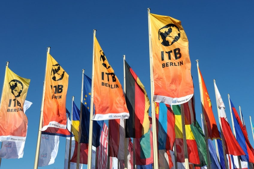Intensive Senses auf der ITB in Berlin