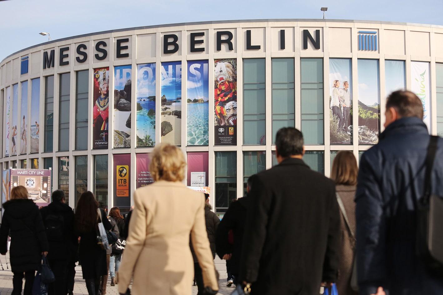 Treffen Sie uns auf der ITB Berlin