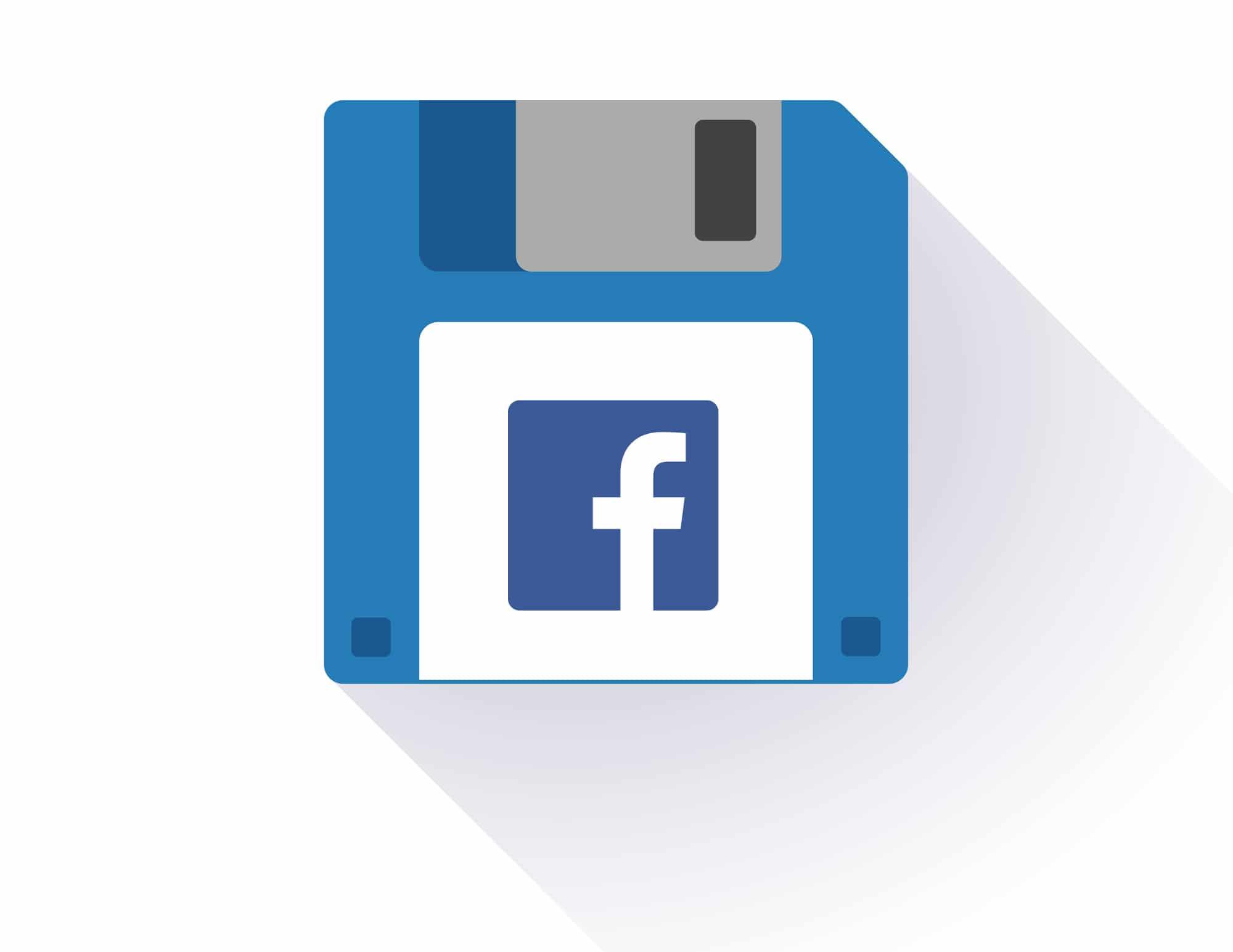 Der Speichern Button – Das neue Facebook-Feature