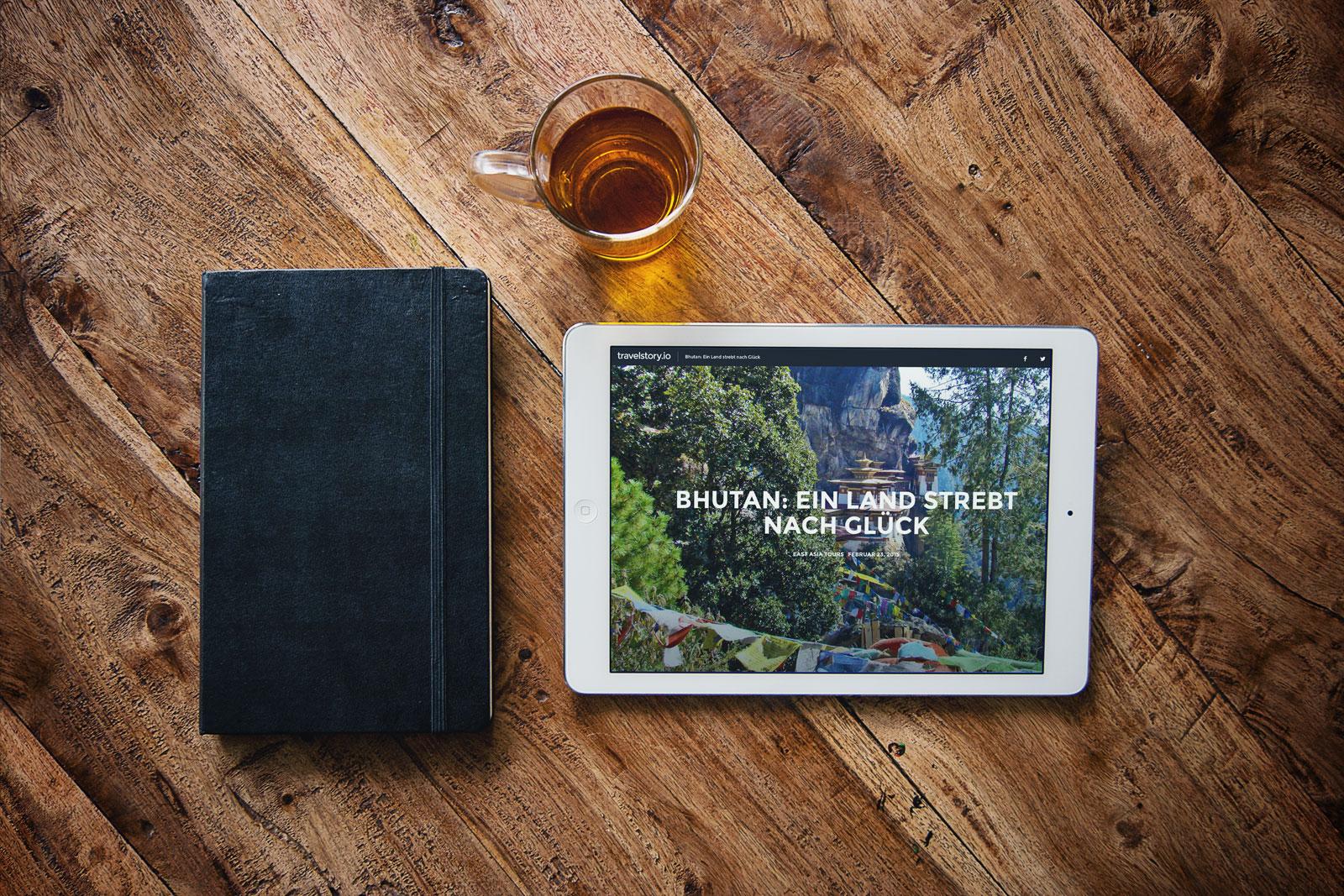 travelstory.io - Die neue Form des digitalen Storytellings im Tourismus