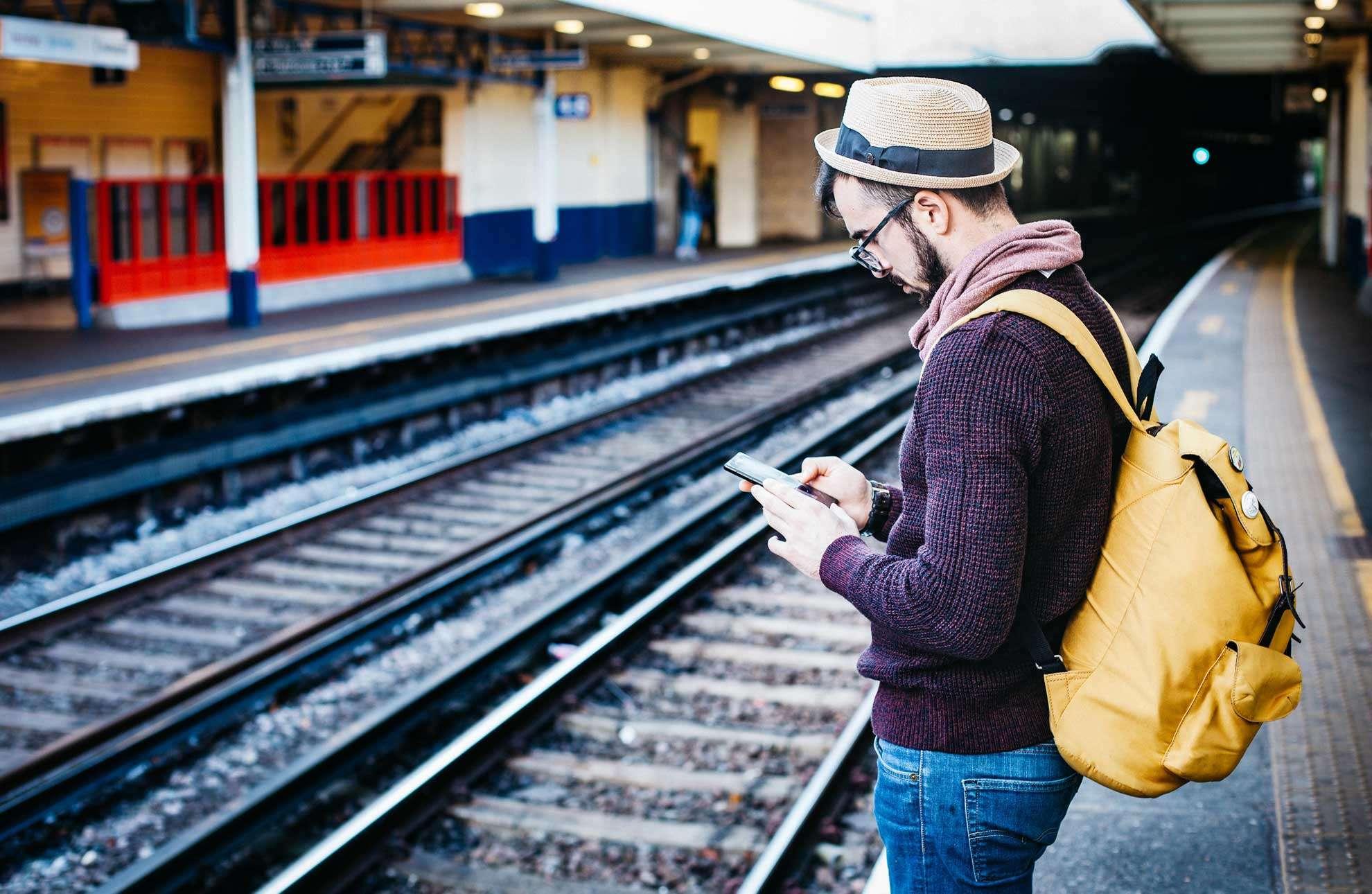 Studie zur Smartphone Nutzung im Urlaub
