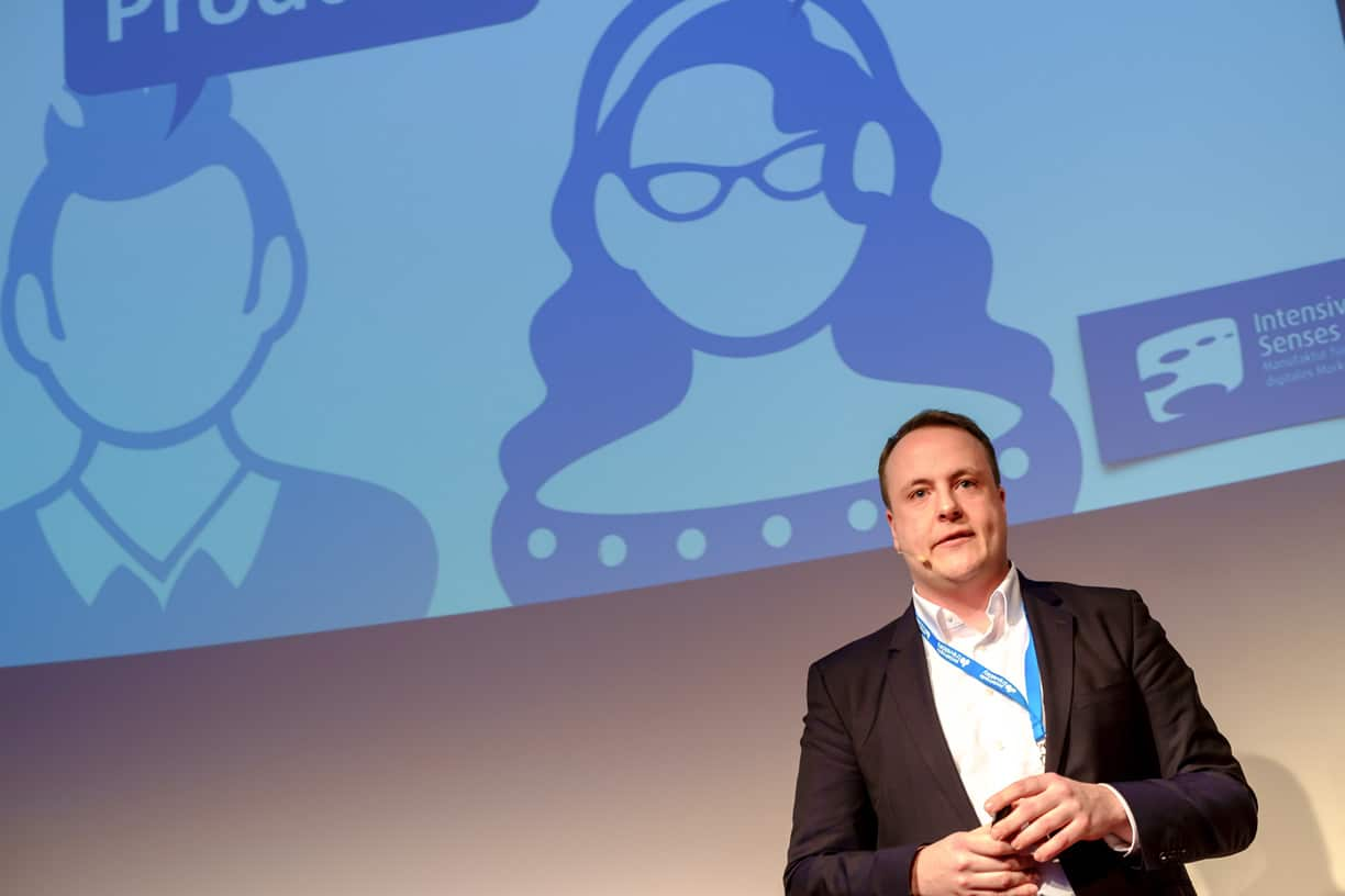 Storytelling und Content Marketing im Tourismus - Präsentation auf der ITB