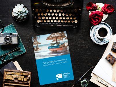 """Neues eBook zu """"Storytelling im Tourismus"""" ab sofort als Download erhältlich"""