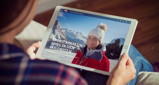 Dolomites Val Gardena Magazine
