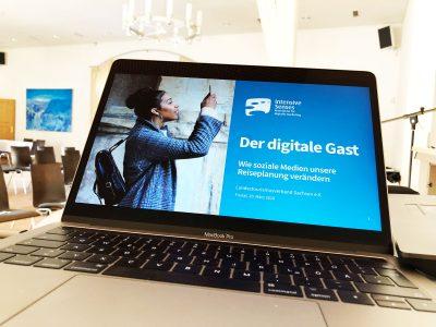 Der digitale Gast - Wie soziale Medien unsere Reiseplanung verändern