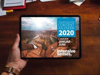 Contentplanung leicht gemacht mit der neuen Ausgabe unseres Contentkalenders Januar-Juni 2020