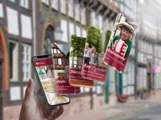 Historische Städte und Stätten im neuen digitalen Reisemagazin des Weserberglands
